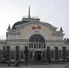 Железнодорожные вокзалы в Сергаче