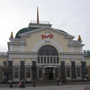Железнодорожные вокзалы Сергача